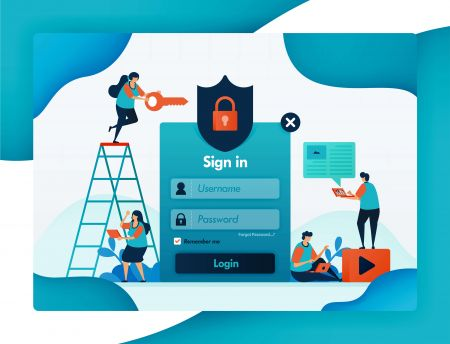نحوه ثبت نام و ورود به سیستم حساب در Binarium