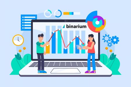 Binariumでバイナリーオプションを登録して取引する方法