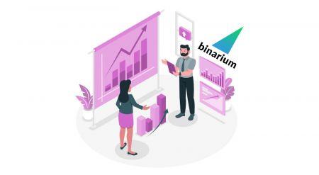 How to Register and start Trading with a Demo Account in Binarium