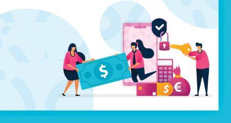 نحوه برداشت و واریز پول در Binary.com