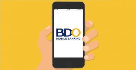 フィリピン銀行振込およびEウォレット(BDO、Paymaya、Coins.ph、GrabPay、GCash)を介したBinomoの預金資金