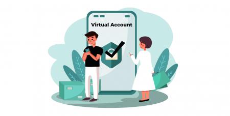 Deposit Funds in Binomo via Indonesia Bank Transfer (Virtual Account, Virtual Account Bank Mandiri, Internet Banking)