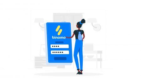 How to Login to Binomo