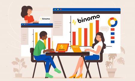 初心者のためのBinomoでの取引方法