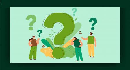 سوالات متداول (سوالات متداول) حساب ، تأیید. سپرده/برداشت ، معامله در Deriv e
