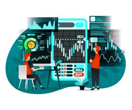 IQ OptionでCFD商品(外国為替、暗号、株式)を登録および取引する方法