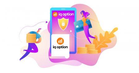 Como registrar e sacar dinheiro em IQ Option
