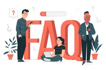 س Freال متداول (FAQ) درباره تجارت در IQcent