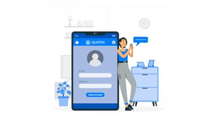 How to Open Account and Sign in to Quotex