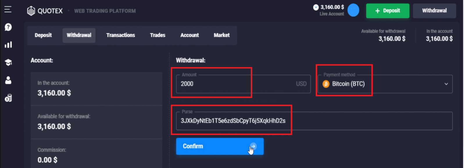 How to Trade at Quotex for Beginners