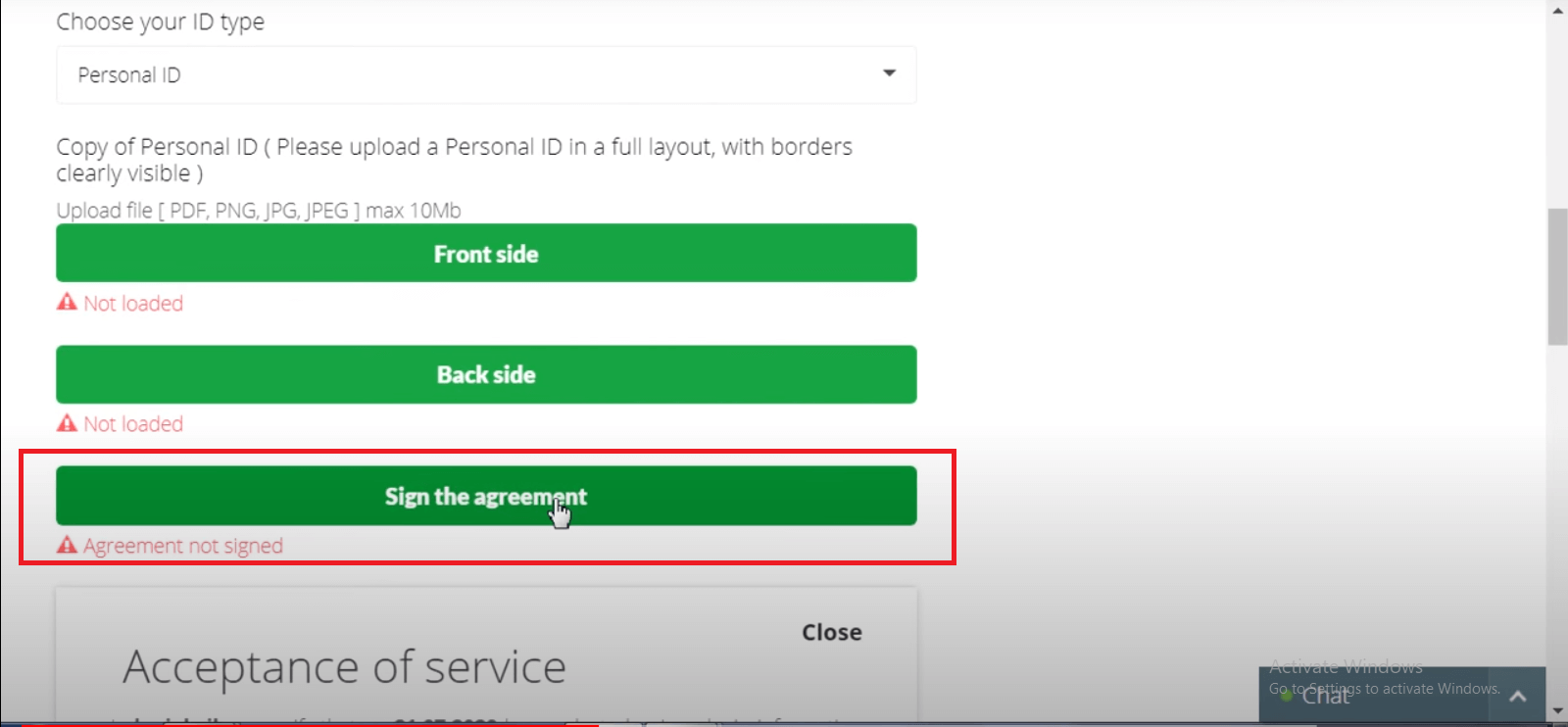 How to Register and Verify Account in Raceoption