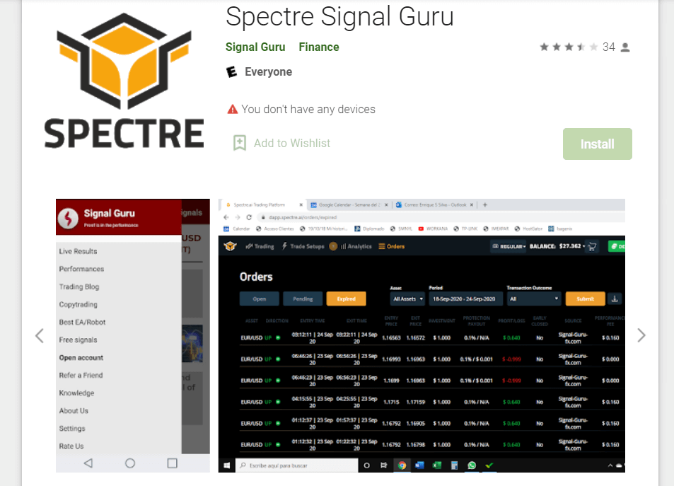 How to Open Account in Spectre.ai