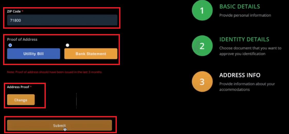 初心者のためのSpectre.aiでの取引方法